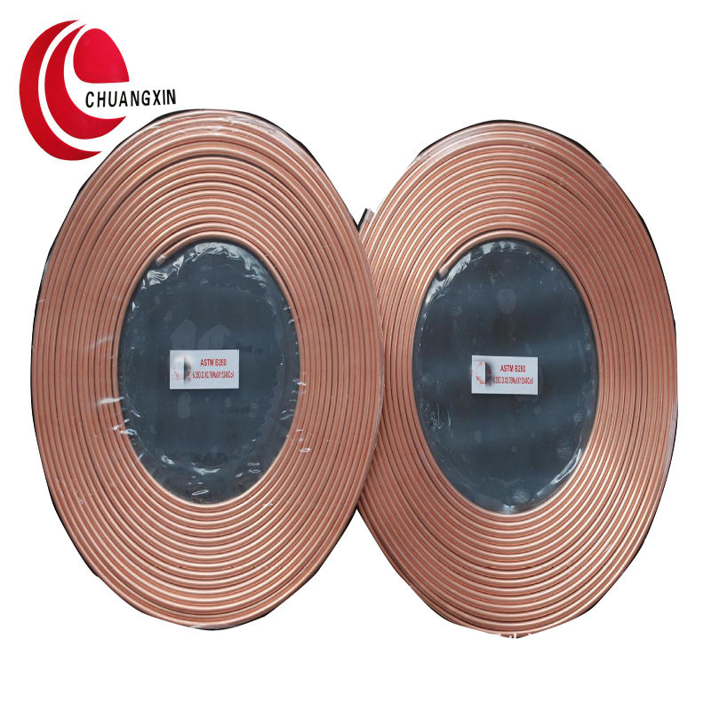 Pancake coil copper pipe price per kg for Mueller Industries