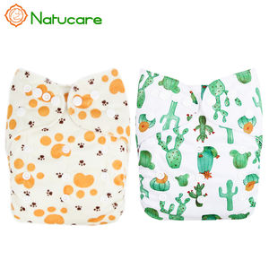 Hemp Insert Snaps Cloth Diaper Covers China Supplier
