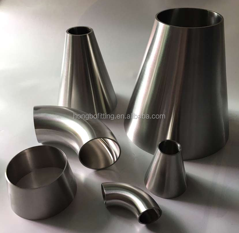 stainless steel tube fittings for food grade
