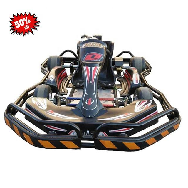 Custom Adult Racing Electric Go Karts High Speed Lithium Battery Karting Cars For Sale