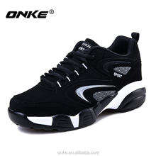 Hotsale large size men sport shoes female sneakers footware good quality outdoor jogging shoes