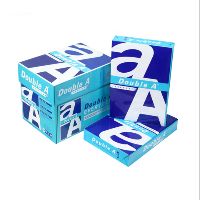wholesale 100% Pulp photocopy a4 paper 80 gsm 500 sheets packing copy A4 paper