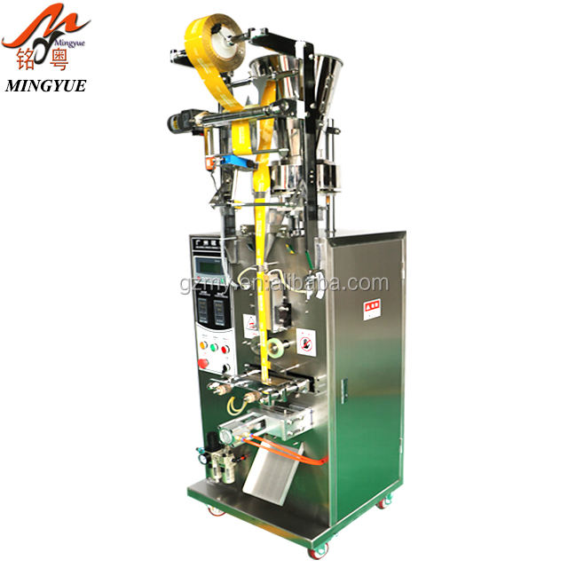 automatic instant milk tea / porridge / cereal cup packaging machinery