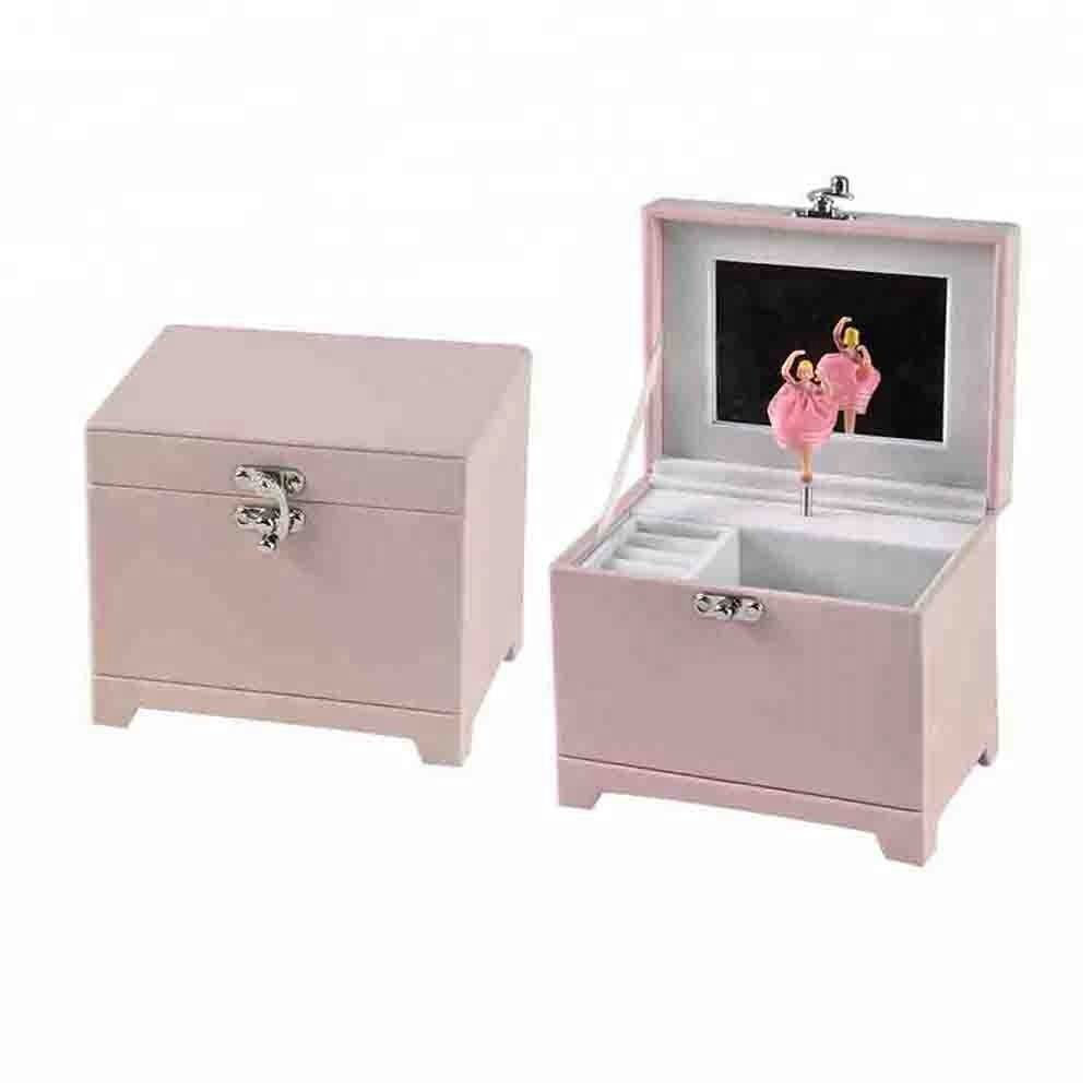 Custom Colors the music box Portable for Girls Music Box