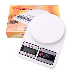 2020 CE ROHS 5KG 10KG ABS cheapest SF400 plastic digital diet sf 400a manual kitchen food scale OEM