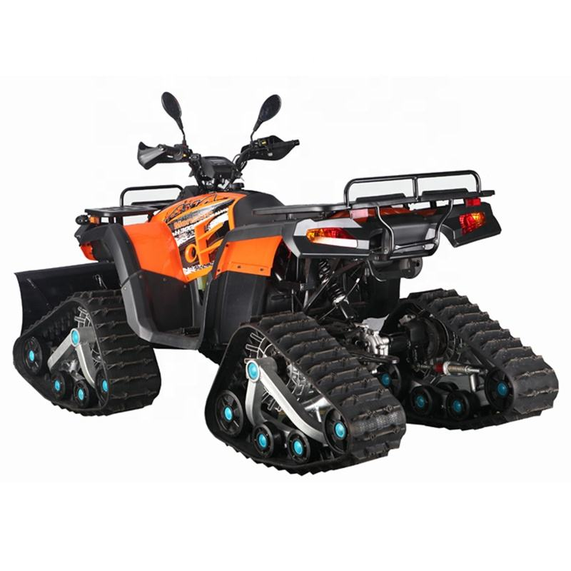 Quad ATV Rubber Track for Snow