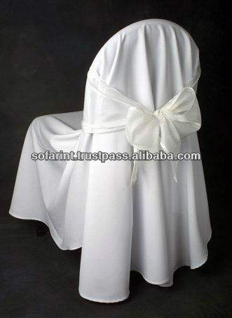 Wedding Chair Cover/ Chair Bag/ 100% Cotton Chair Cover