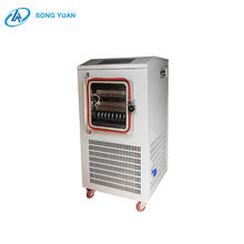 freeze dryer china electric  heating suitable for fruit food medical diy freeze dried food used freeze dry machine for sale