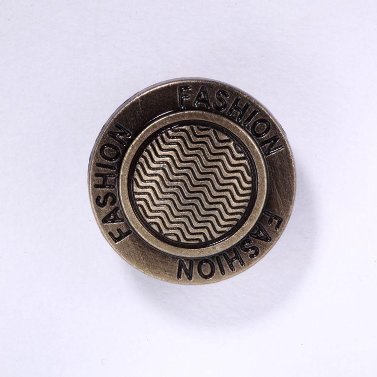 Nuevos productos personalizados metal Snap botones