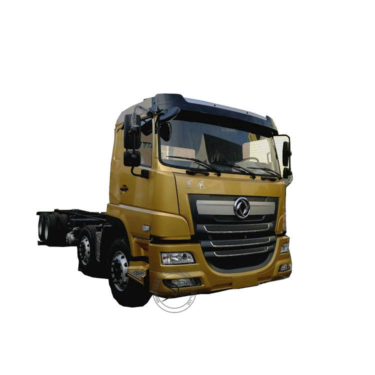 Dongfeng 10M 31ton 8x4 dump truck chassis
