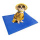 Cats Dog Cooling Mat Pet Ice Pad Teddy Mattress Small Large Cat Cushion Summer Keep Cool Gel for Dogs XL XX