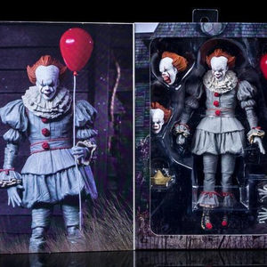 Hot pennywise action figure, neca predator speelgoed figuur, Pennywisee action figure speelgoed