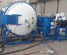 industrial high temperature 206L vacuum induction heating sintering furnace