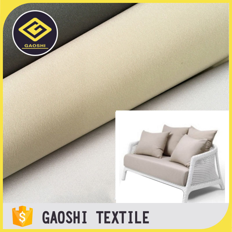 Wholesale Market Pu Backing Polyester Oxford Waterproof Fabric For Outdoor Furniture Sofa Cushions Cover