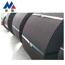 Top quality post tension steel wire pre-stressing tendon