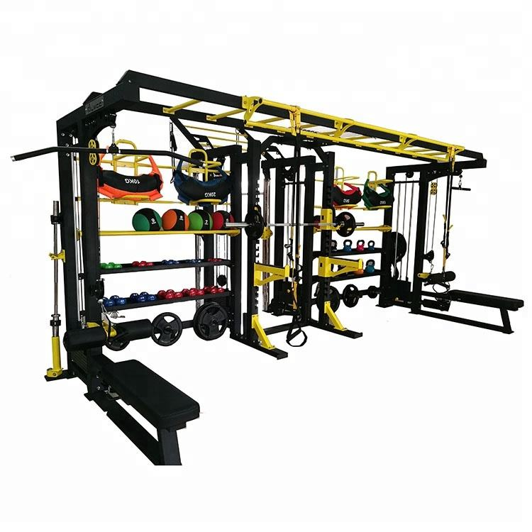 Leekon New gym fitness machine, High Quality Structure exercise machine, commercial sports Crossfit multi fitness gym equipment