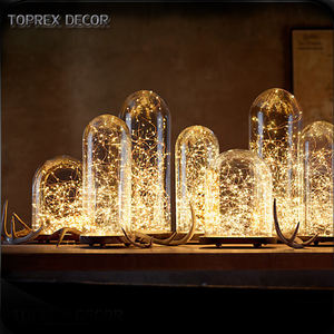 2m Party beer bottle led Cork String Stopper Lights for holiday decoration