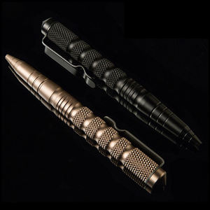 48g Ultra-light 162 millimetri EDC Autodifesa di Sopravvivenza Tattica Pen Titanium Tactical Pen