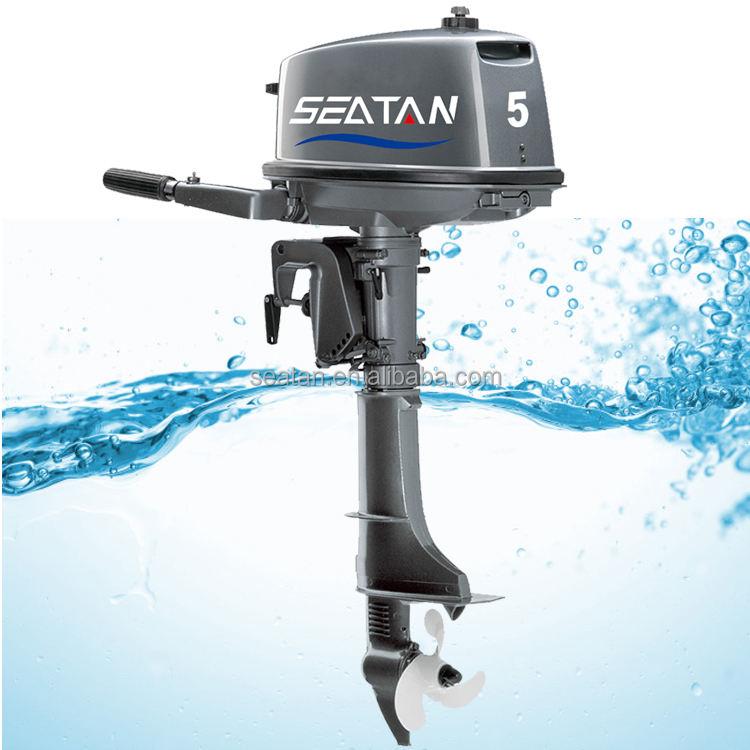 Seatan 2 stroke 5hp outboard motor