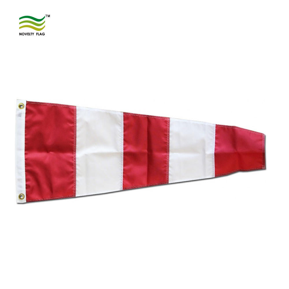 Promotional Logo Printed Felt Triangle Pennant Flag Banners