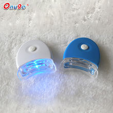 home use dental white Smile Super Bright White Light Led Teeth Whitening