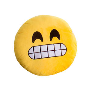 China Cheap Emoji Cushion For Car Seat