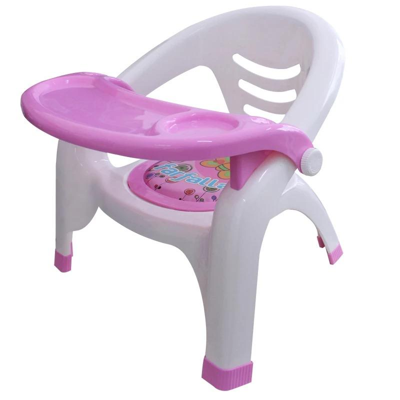 Single Cavity Plastic Injection Baby Chair Kid Stool Mold