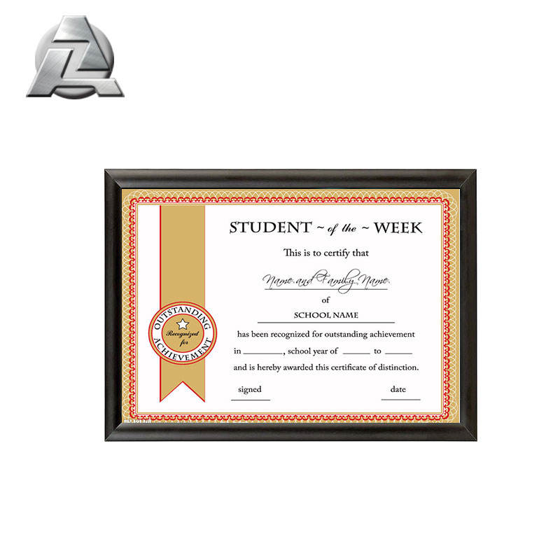 all kinds of series custom 20x30 metal diploma frame