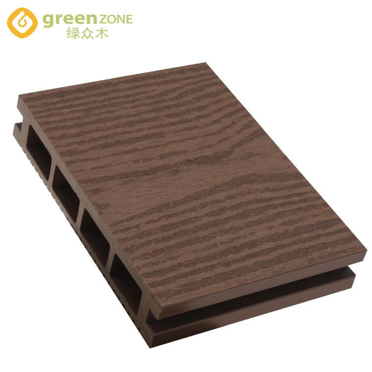 Wood plastic composite outdoor decking wpc decking floor from China