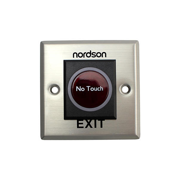 Stainless steel Infrared Sensor Exit Button for Gate/Door/Exit/Automation control