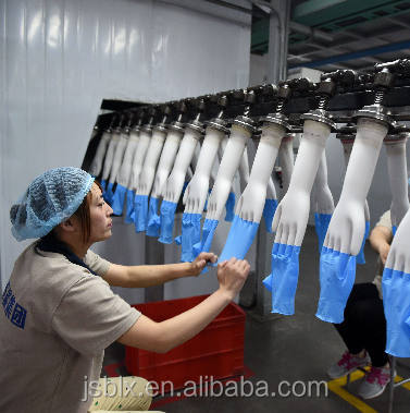 glove machine alibaba hot sale surgical glove packaging machine production line