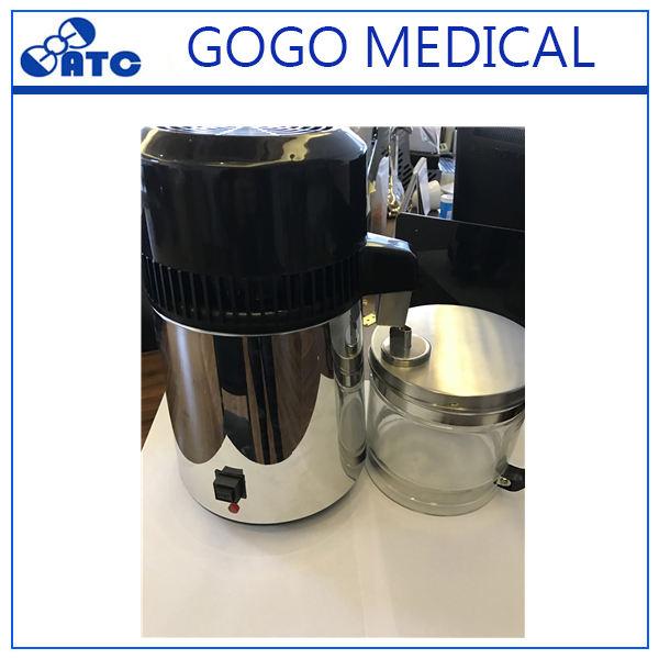 Facile à utiliser de automatique eau/vin distillateur, distillateur d'eau filtre