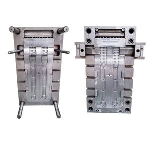 China plastic injection mould maker supply plastic broom base mould