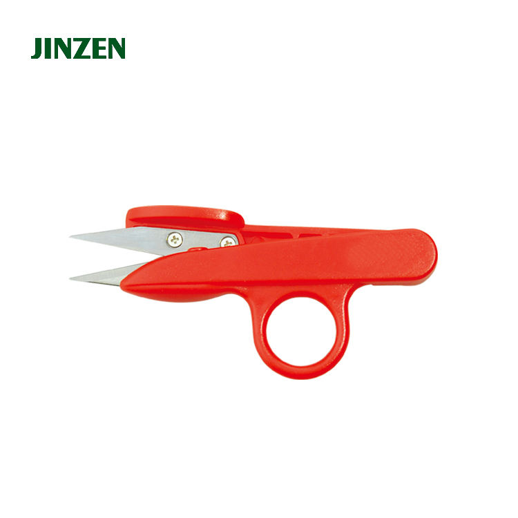 Sewing Machine Parts TC-800 / TC-101 Yarn Scissors Plastic Handle Thread Cutter JZ-70713