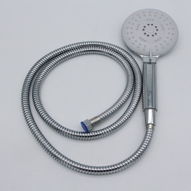 Alibaba hot products metal extensible pipe flexible air hose shower 3/4 connector shower hose stainless steel