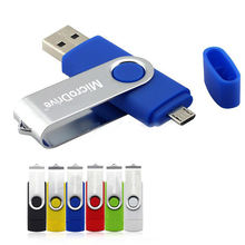 OTG USB Flash Drive Pen Drive U disk USB 2.0 for Smart Phone 4G 8G 16G 32G 64G