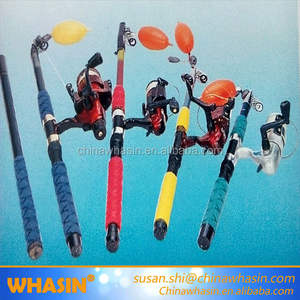 heat shrink wrap grips for fishing poles