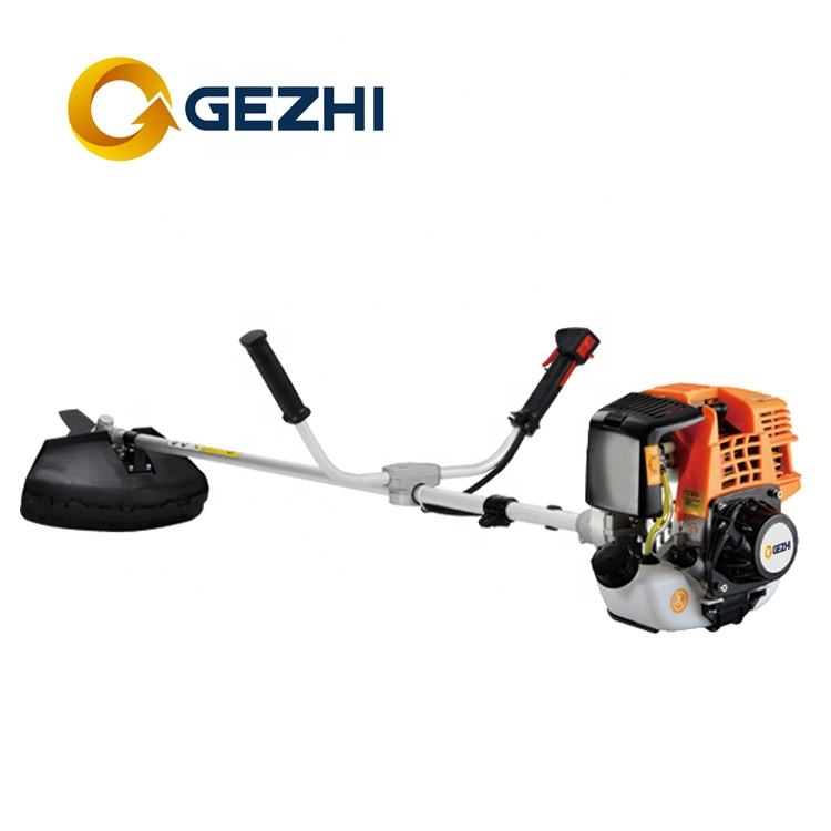 popular model 31cc gasoline 3T metal blade and nylon cutter 4 stroke brush cutter