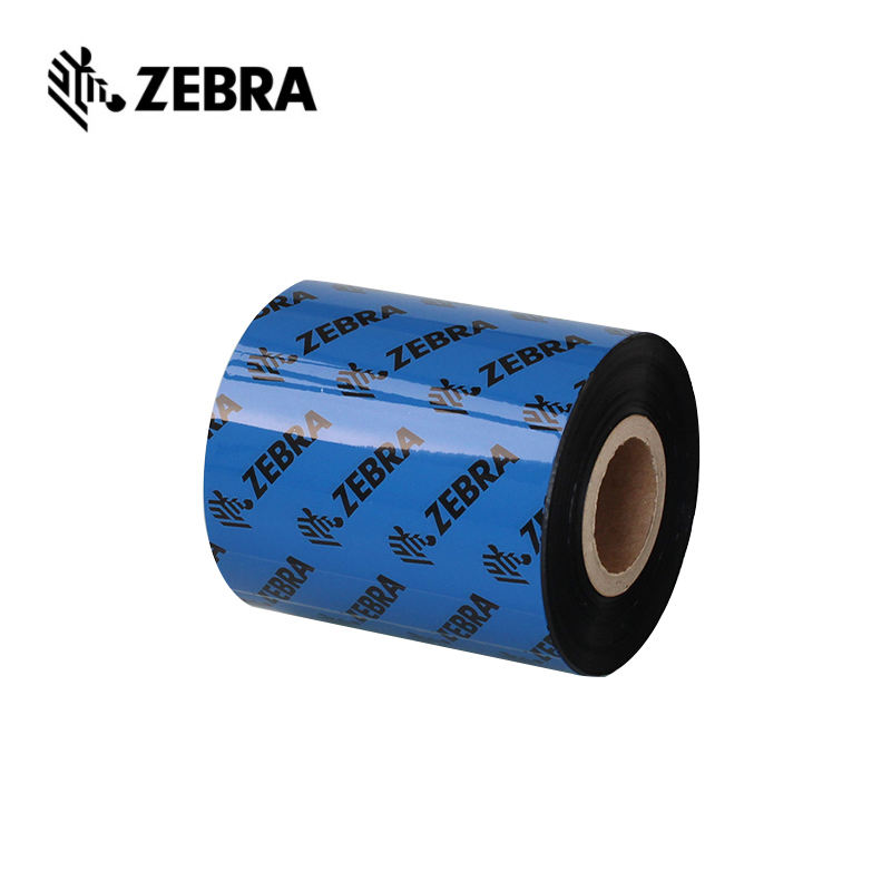 Zebra Custom SUP0072 thermal transfer ribbon wax resin 110mm*300m