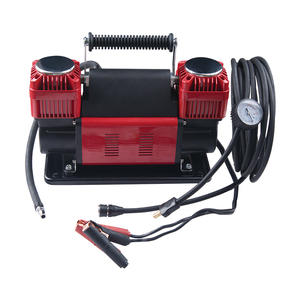 Car Air Compressor (High) 저 (압력 Auto Air Pump