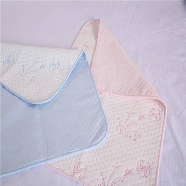 One-Stop Service [ Baby Pad ] Baby Underpad Reusable Baby Urine Pad Sheet Protector Absorbent Washable Bed Adult Underpad