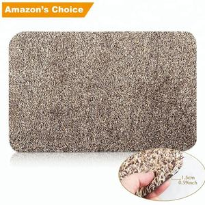 Amazon Hot Super Absorbent Mud Magic Mat Cotton Doormat