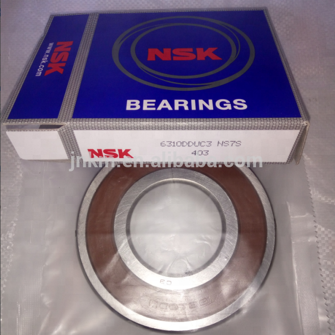 Energy Efficient Deep Grooved Ball Bearing 60x130x31 Metal Shields 6312-2Z/C3