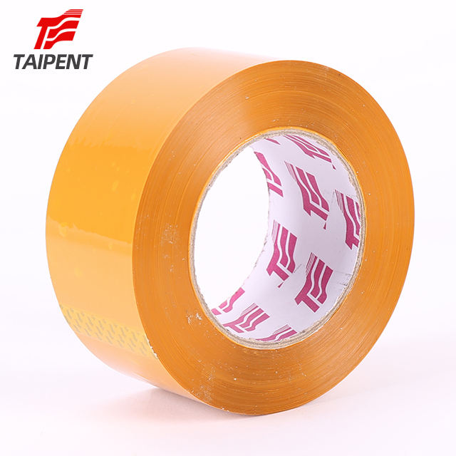 Custom Bopp Acrylic Adhesive Shipping Opp Packing Tape Carton Package Sealing Tape With Color Printed Logo