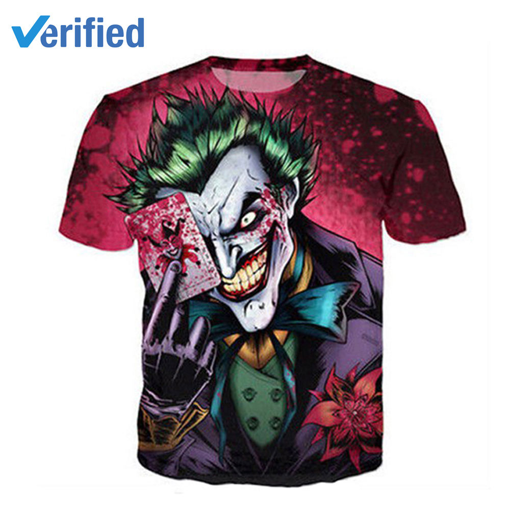 Cool Design Sublimation 3d T Shirt For Men