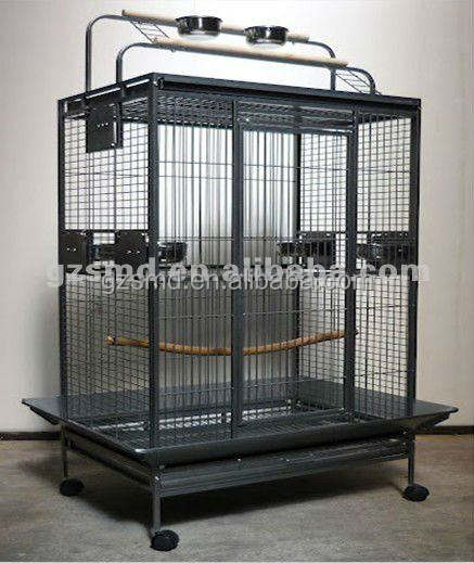 Factory wire bird breeding large parrot cage for parrot