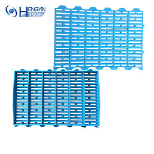livestock/poultry farming equipment plastic slat floor for pigs goat chicken sheep