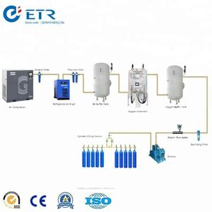 PSA Oxygen Plant for Oxygen Cylinder Filling Station