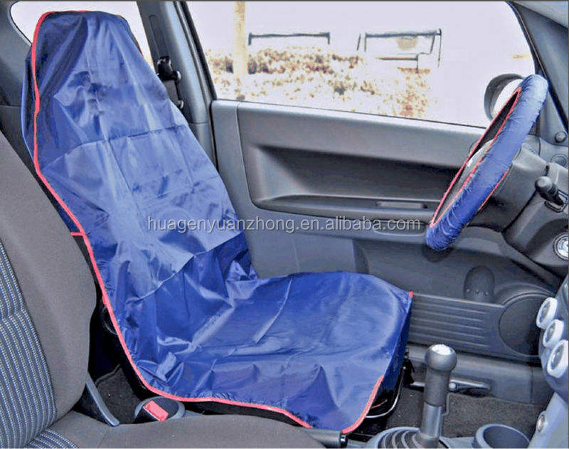 HOT!!!Cheap Waterproof Polyester car seat covers