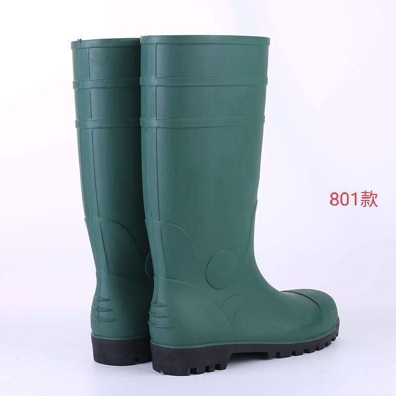 Water-resistant rubber rain boots Casual Hunting & Hiking Boots